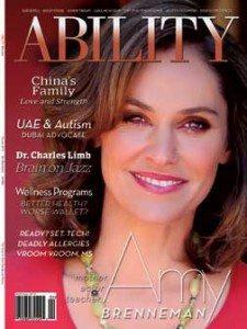 Amy Brenneman issue