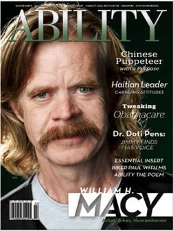 William H. Macy Issue