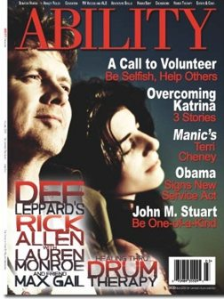 Rick Allen Issue