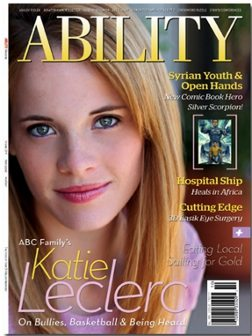 Katie Leclerc Issue