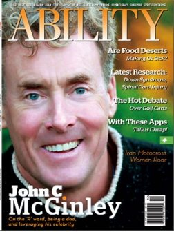 John C Mcginley Issue