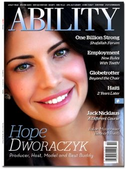 Hope Dworaczyk Issue