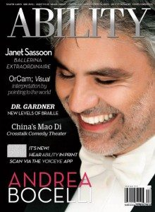 Andre Bocelli Issue