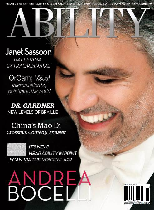 Andrea Bocelli Issue