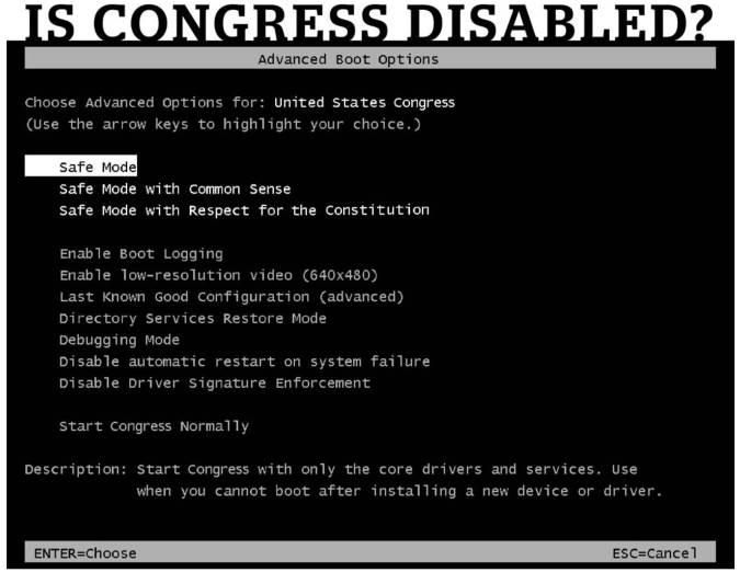 Geri Jewell — Congress Needs a Reboot