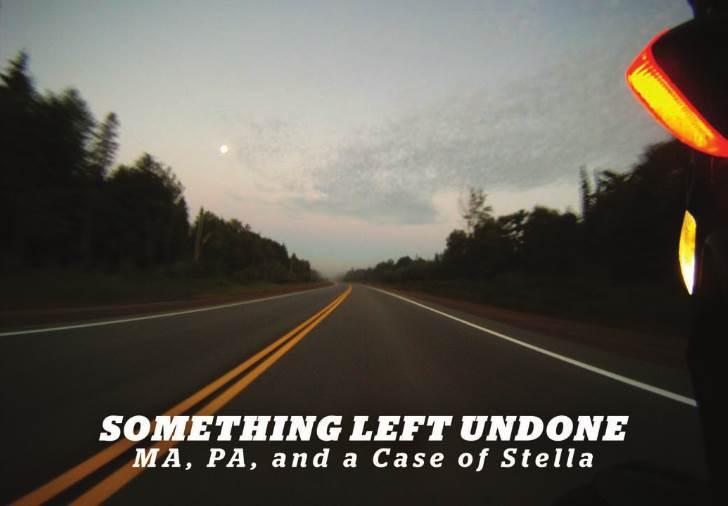 Something Left Undone