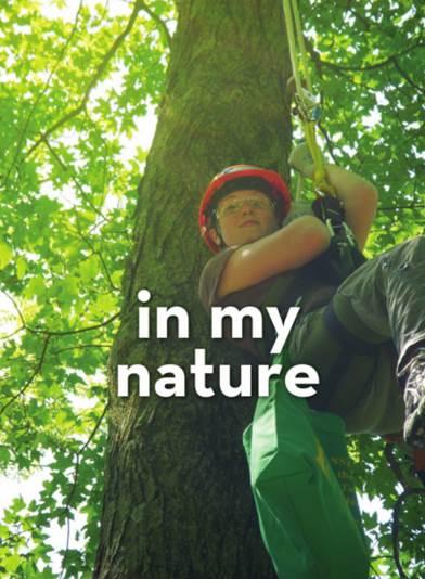 Rebecca Tripp — A Natural Tree Hugger