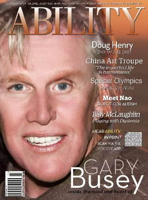 Gary Busey Issue