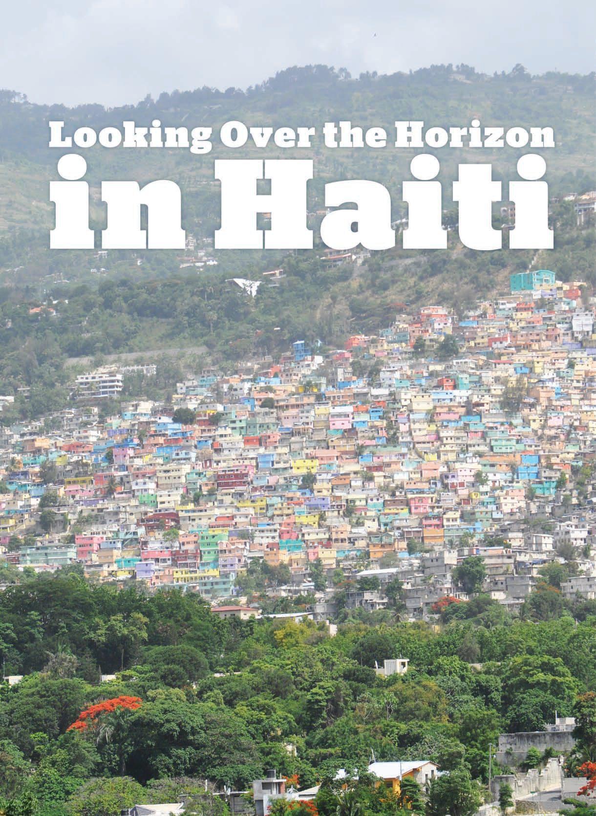 Haiti - Disability Agenda