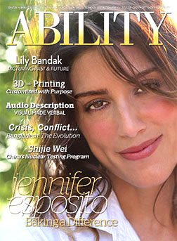 Jennifer Esposito Issue