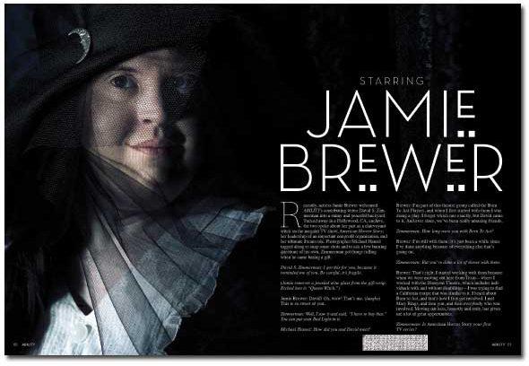 Jamie Brewer - American Horror Story