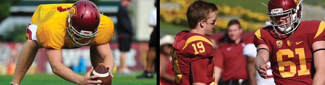 Jake Olson - USC Snapper