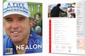 Kevin Nealon Issue and Table of Contents