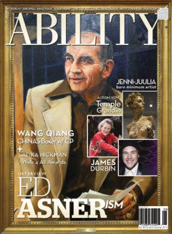 Ed Asner Issue