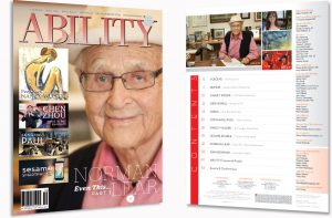 Norman Lear Cover and Table of Contents