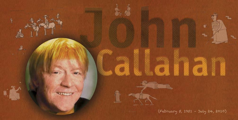 Archived circa 2001 John Callahan article