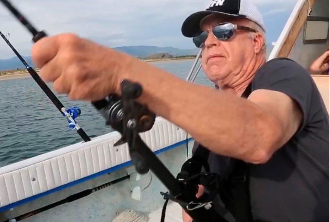 Freedom Adaptive fishing system