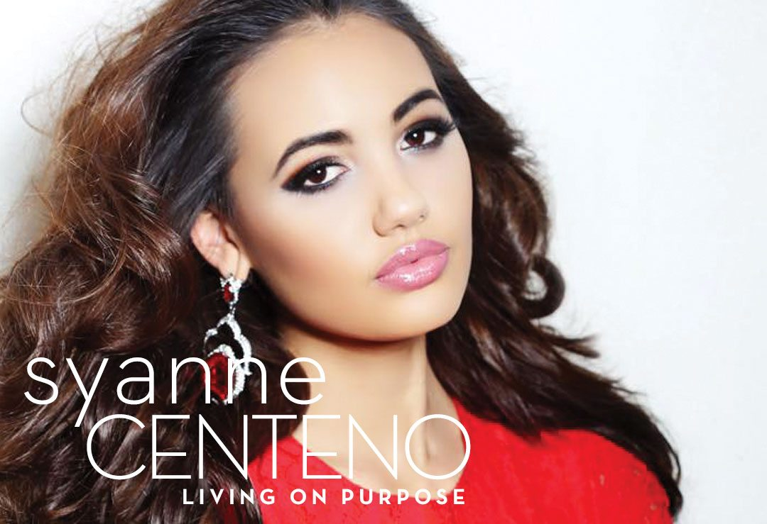 Syanne Centeno model and advocate for mental health awareness