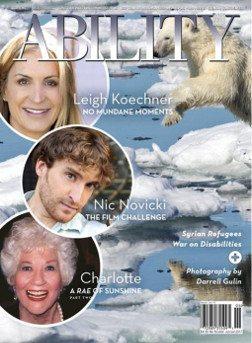 Nic Novicki issue Cover June July 2017