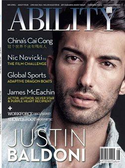 Justin Baldoni cover