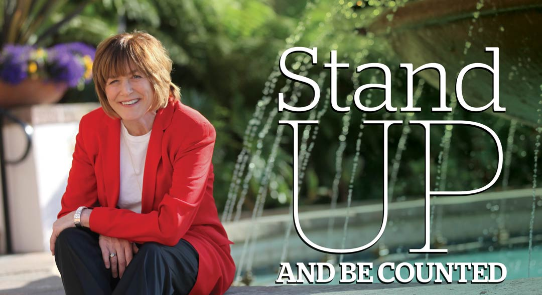 Geri Jewell Stand Up and be Counted
