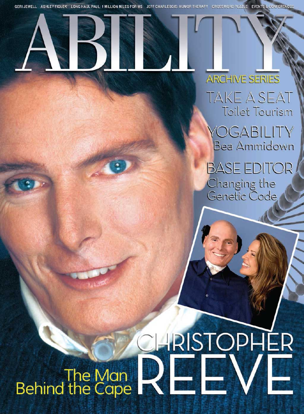 Christopher Reeve Issue — Archive Series
