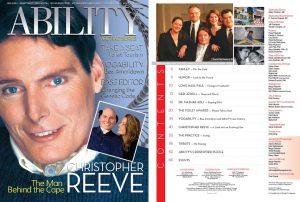 Christoper Reeve Archive Issue