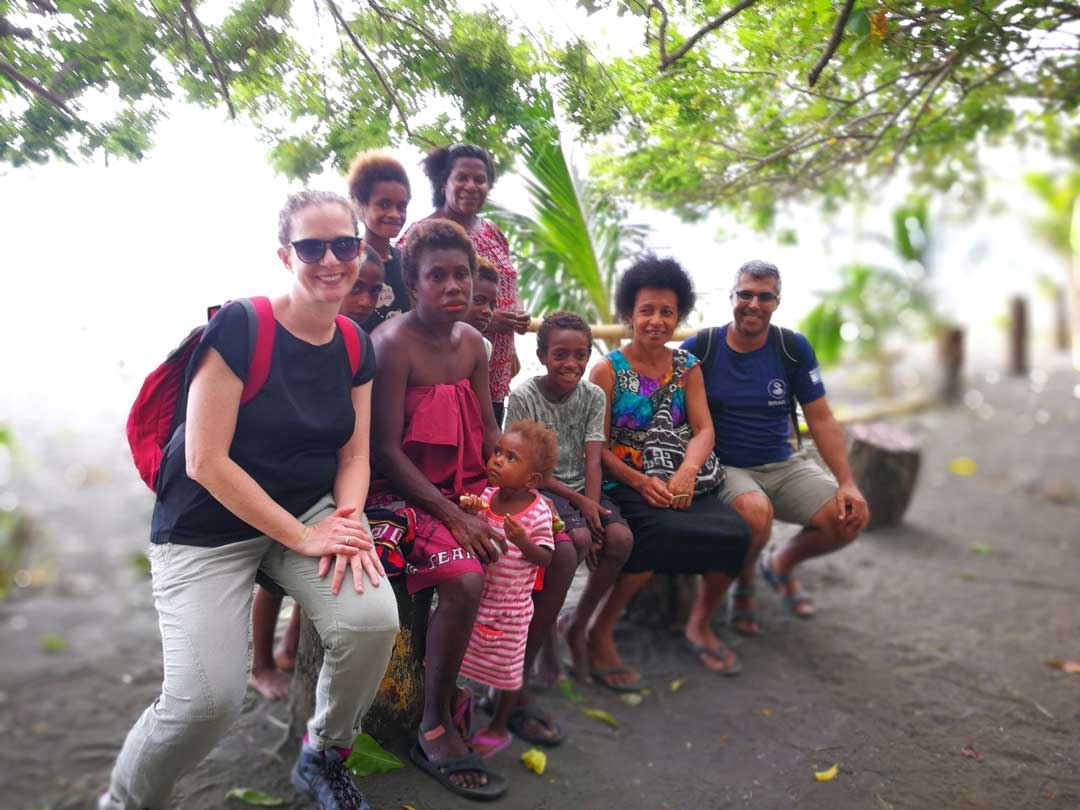 Israeli Medical Experts in Papua New Guinea