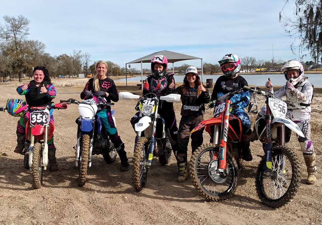 Ashley Fiolek motocross coach