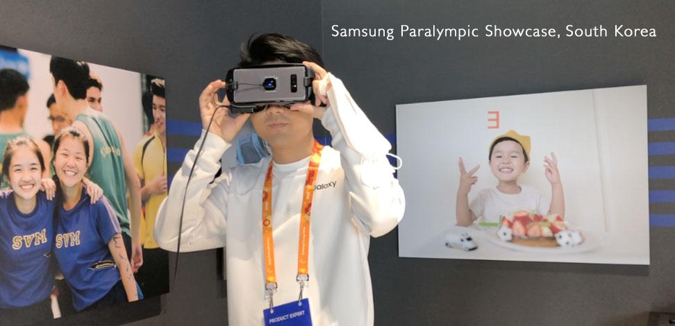 Samsung Paralympic Showcase