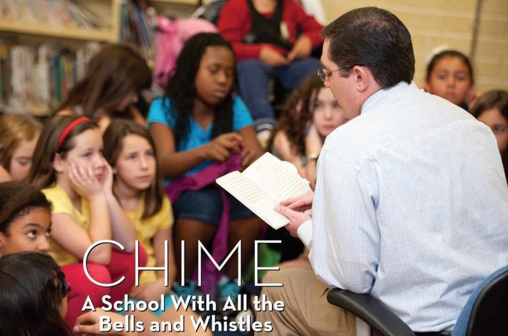 CHIME - A School With All the Bells and Whistles