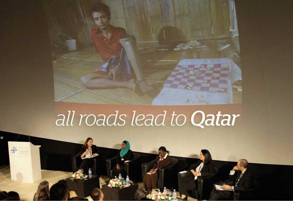 All Roads Lead to Qatar