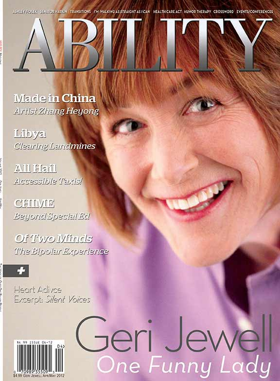 Geri Jewell Issue