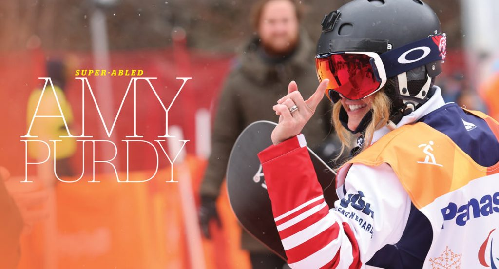 Amy Purdy Super Abled