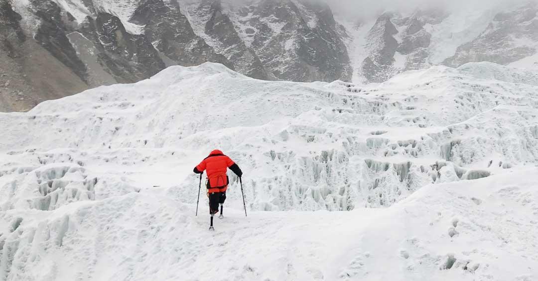 Xia Bojun Mount Everest