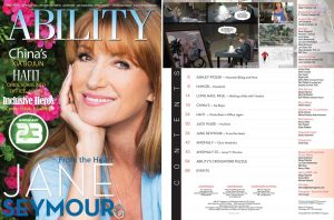 Jane-Seymour-Issue cover