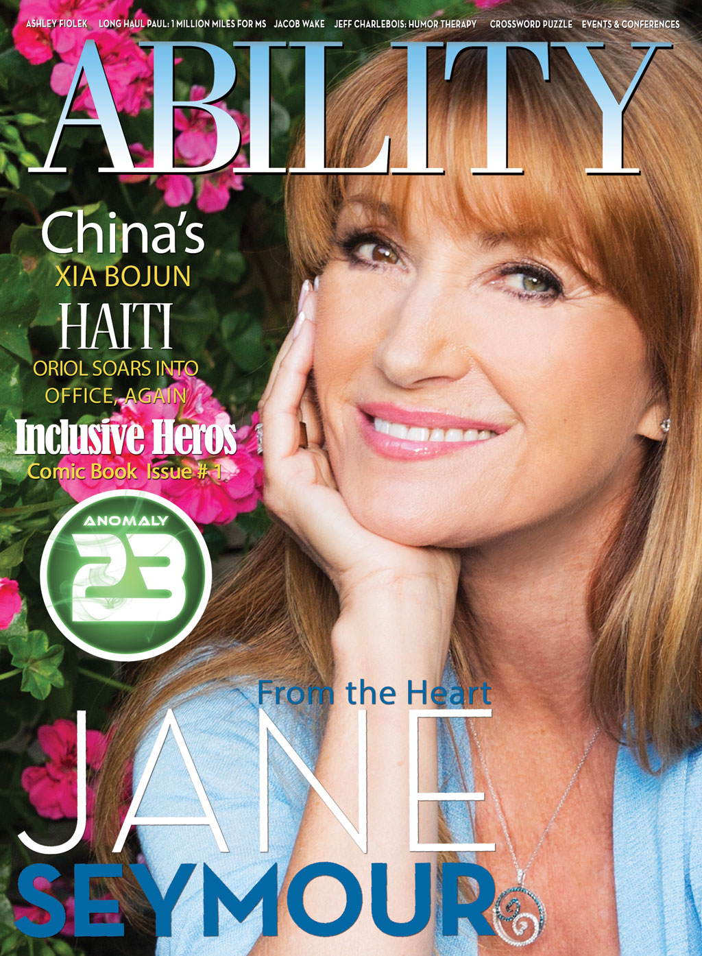 Jane Seymour Issue