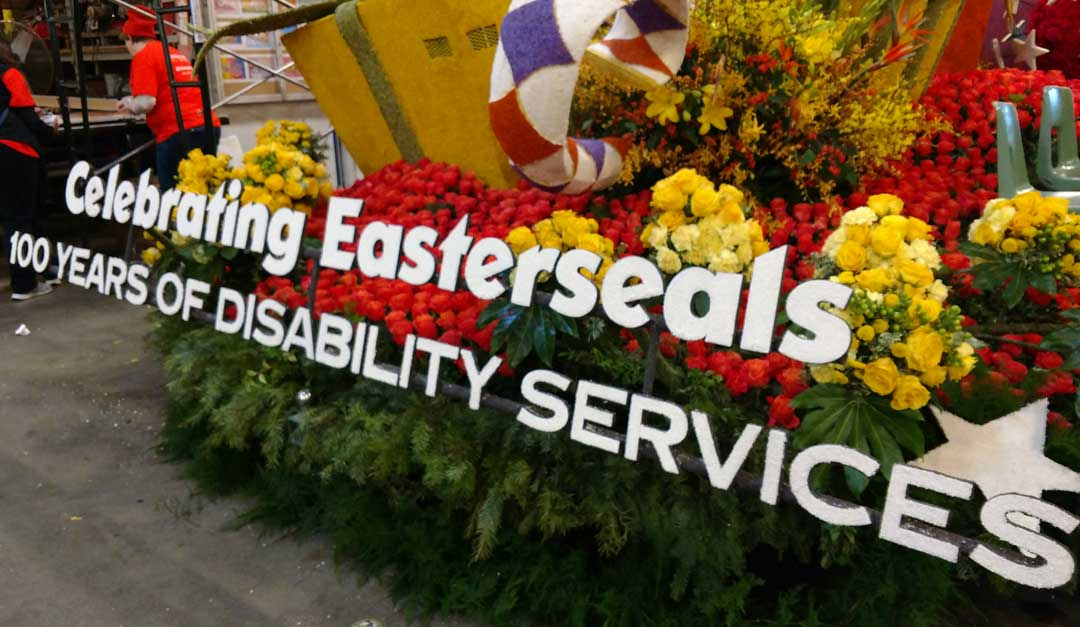 Easterseals' Rose Parade Float