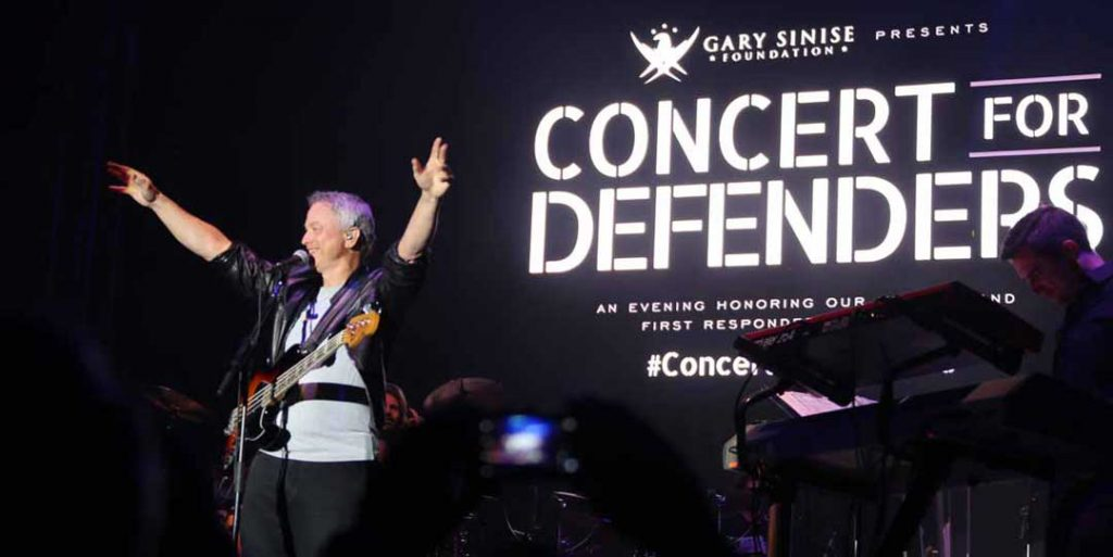 Gary Sinise and the Lt. Dan Band