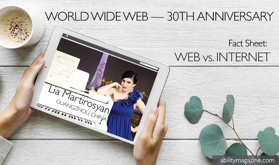 Fact Sheet: Web vs. Internet