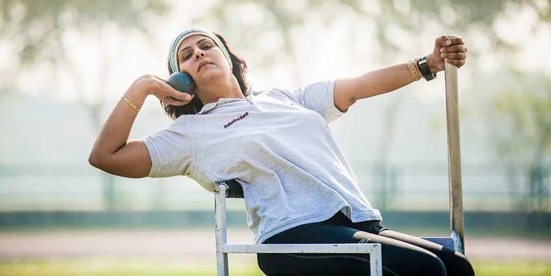 Deepa Malik Paralympics