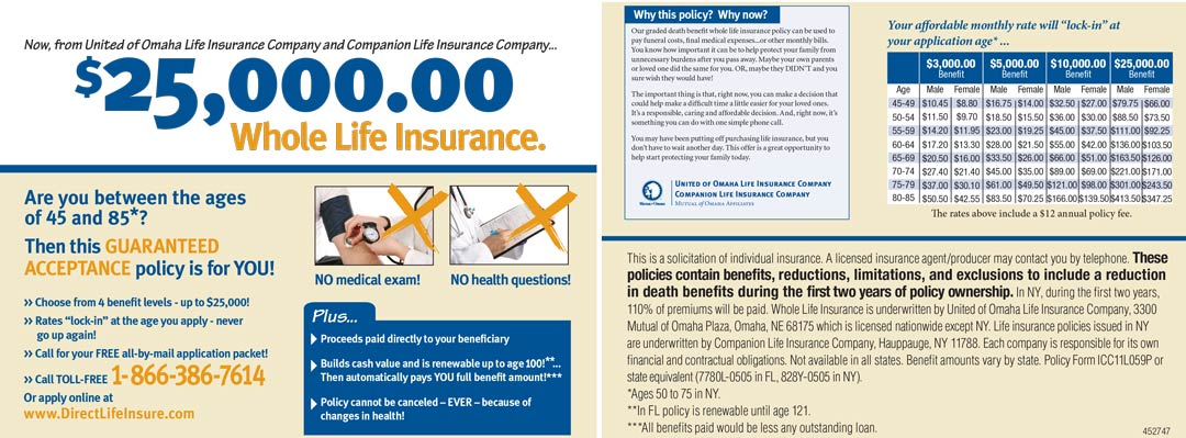 Mutual of Omaha Whole Life Insurance - ABILITY Magazine