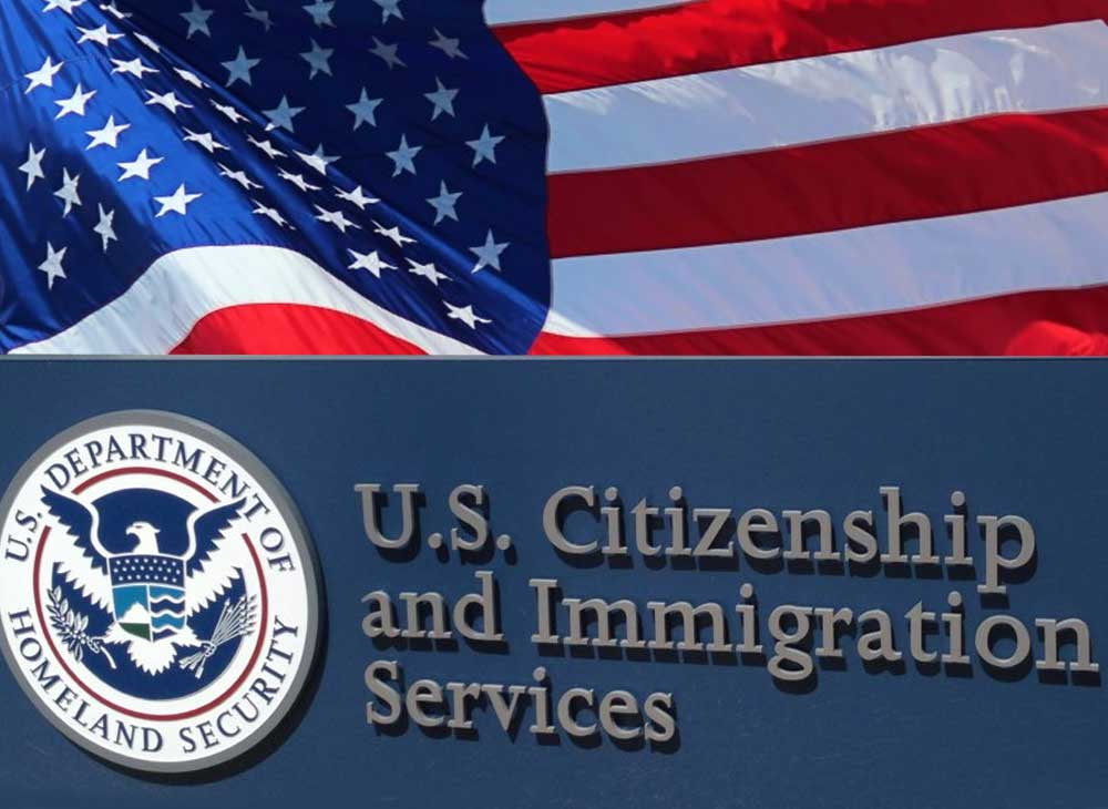 USCIS United States Citizenship and Immigration Services