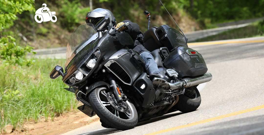 Long Haul Paul emoji motorcycle