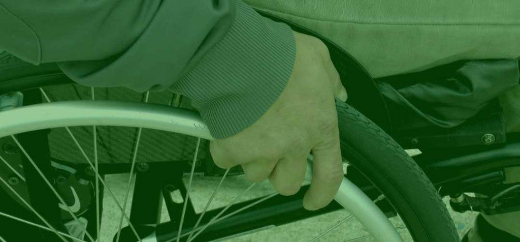 wheelchair-rim