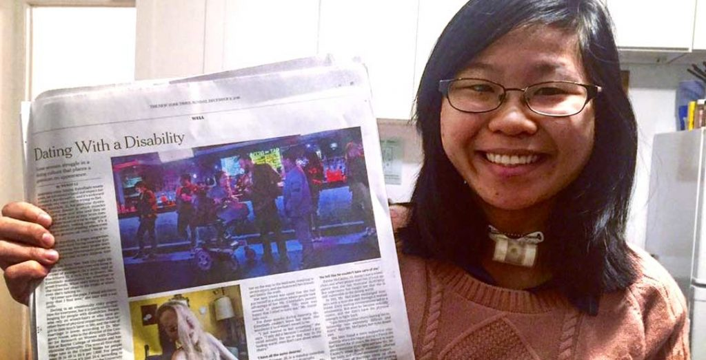 Wendy Lu NYT first Article