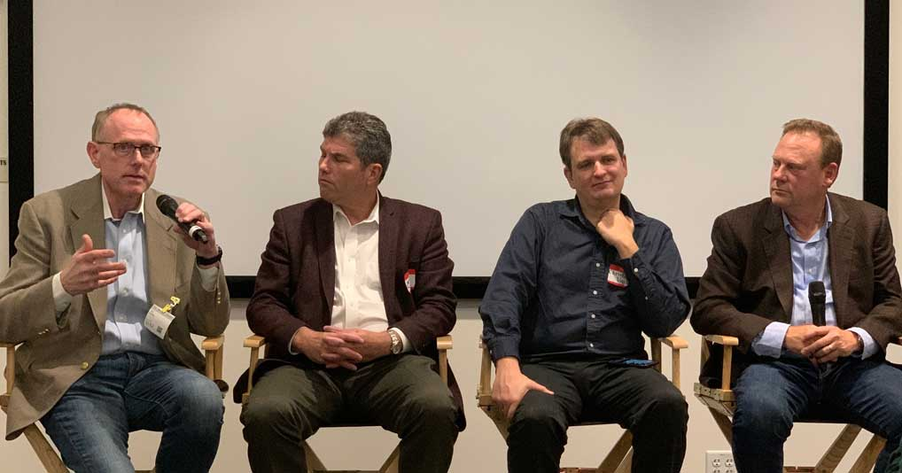 Ted Collins, Ed Delaney, Dave Franza, Matt Jefferson, Christian Vogler