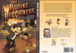Bygone Buffoonery written by Jeff Charlebois