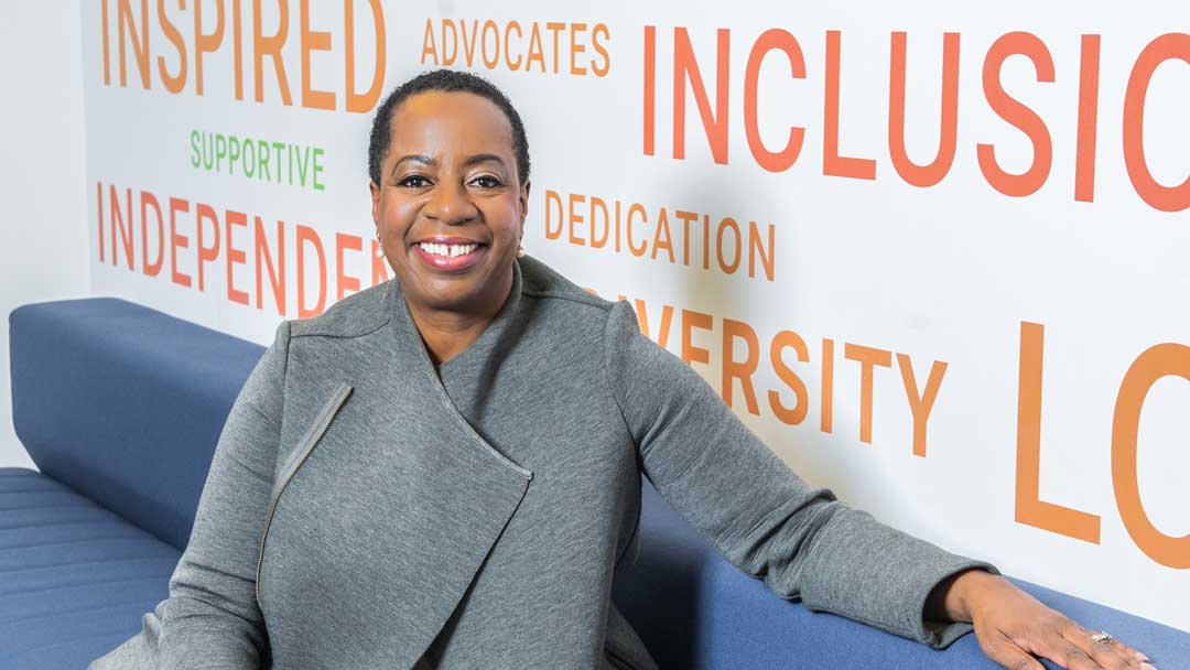 Easterseal's CEO Angela Williams