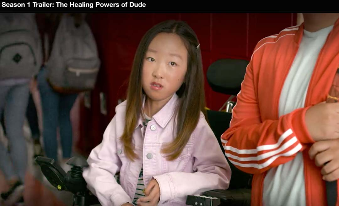The Healing Powers of Dude Sophie Kim Netflix